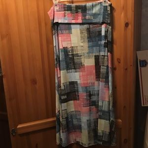 Lularoe - Maxi Skirt XL